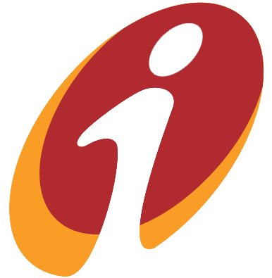 ICICI Bank Logo and Tagline.