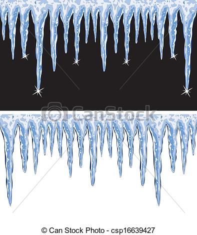 Icicles Clipart Free.