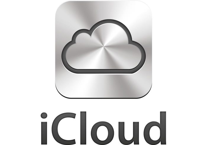 iCloud icon.