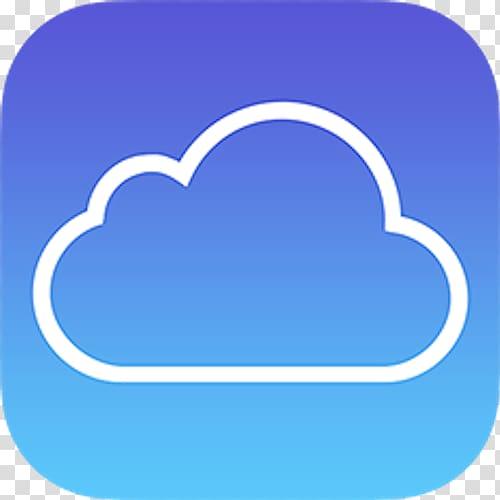 ICloud icon, iPhone X iPhone 6S iPhone 8 iPhone 7 iPad, Icon.