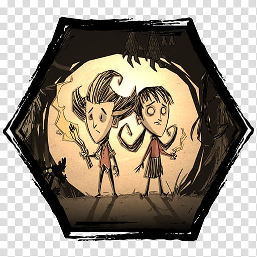 Don t Starve Icons x ICO , transparent background PNG.