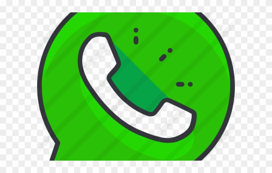 Social Media Icons Clipart Whatsapp.