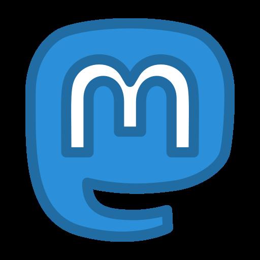 Mastodon icon.