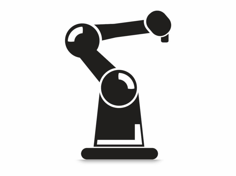 Bot Round Arm Icon Robot Arm Clipart.