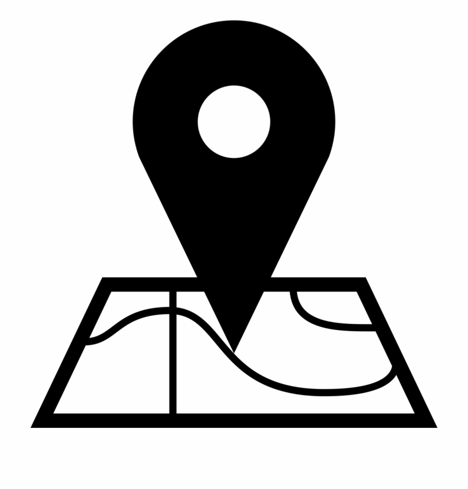 Map Icon Png Black Address Icon Png.
