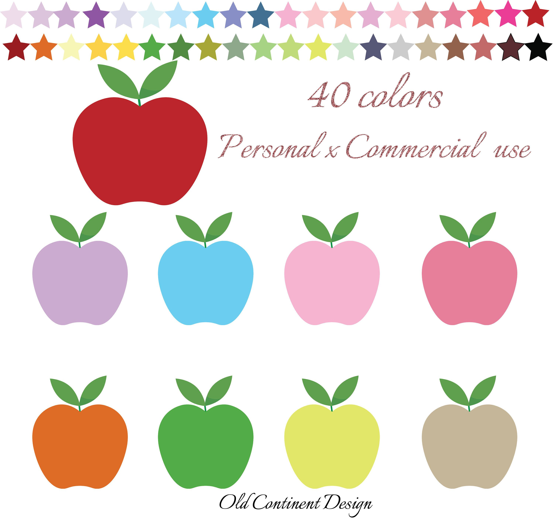 Apple clipart, Apple clip art, Fruit clipart, Apples icon.
