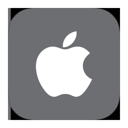 Apple, metroui, os icon.
