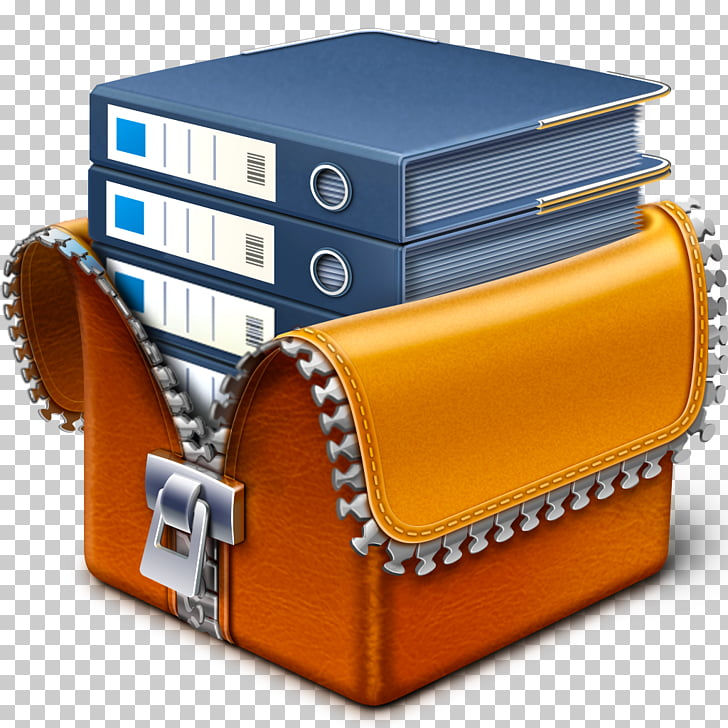MacOS Computer Icons Archive file, Folder PNG clipart.