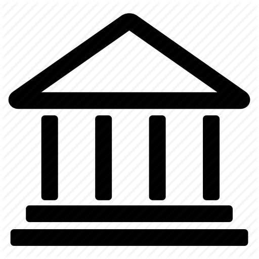 Bank Icon Png #141952.