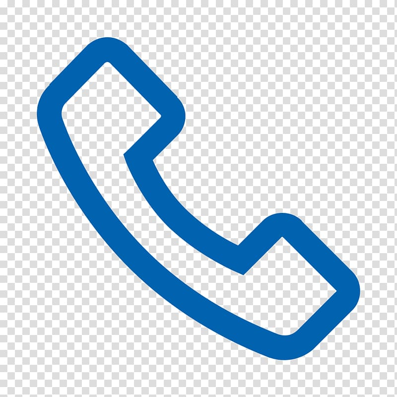 Blue call icon, Black & White Telephone Computer Icons Off.
