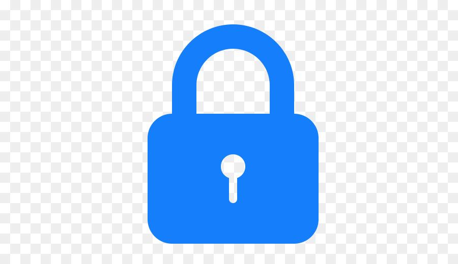 blue lock icon clipart Computer Icons Lock Blacksmith.