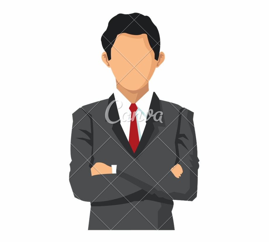 Single Businessman Fashion Icon Business Man Icon Png.