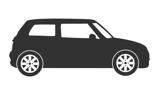 Auto, automobile, car, vehicle icon.