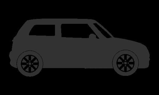 Auto, automobile, car, vehicle icon.