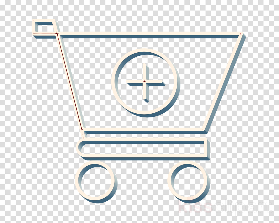 add icon cart icon ecommerce icon clipart.