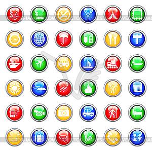 Icon Clip Art Page 1.
