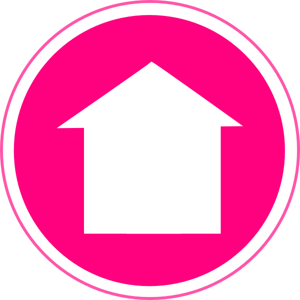 Icon pink clipart.