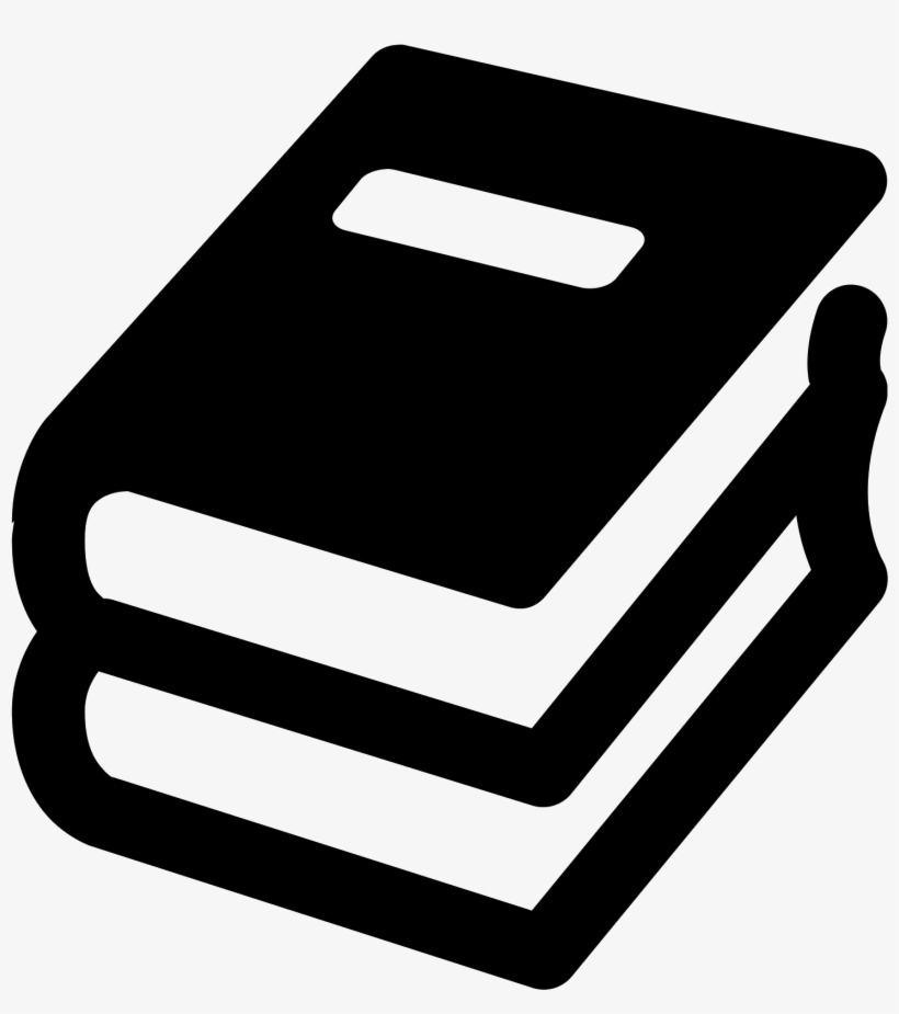 Book Stack Icon Free Clipart Library Library.