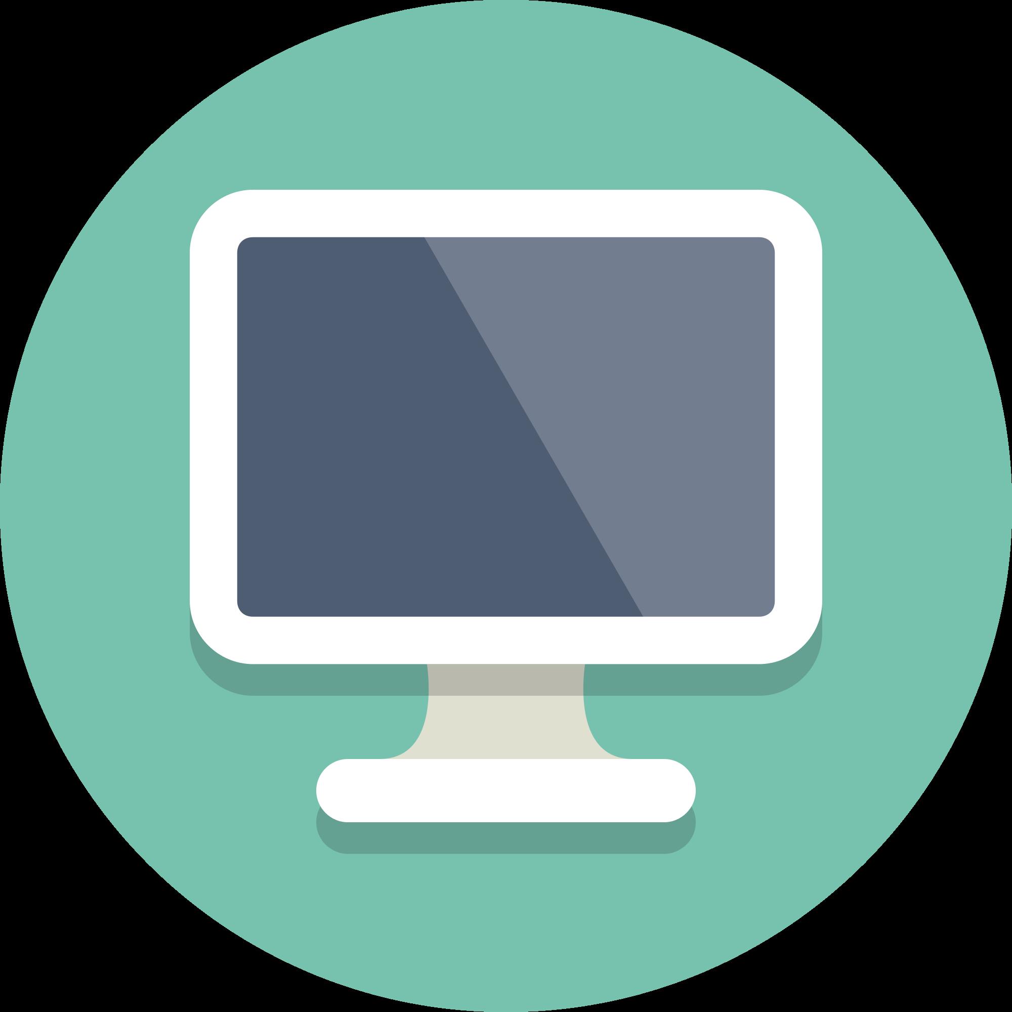 Pc clipart desktop icon, Pc desktop icon Transparent FREE.