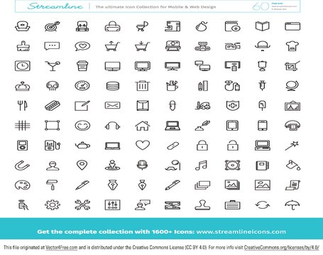 Huge Free Icon Vector Pack Clipart Picture Free Download.