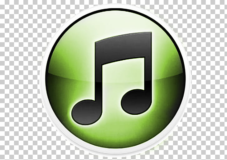 Computer Icons Music Icon design , green apple slice PNG.
