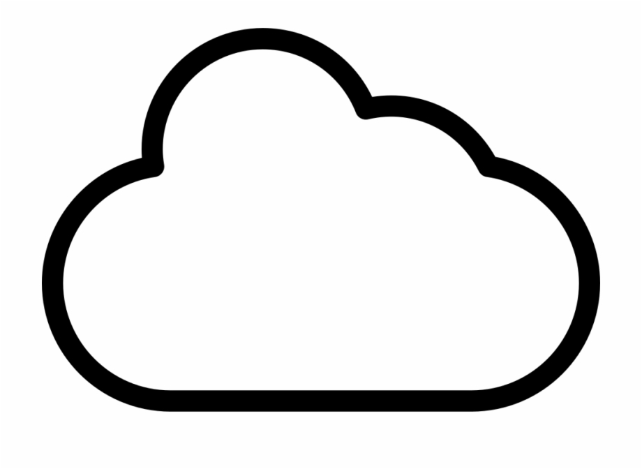 icon cloud png #8