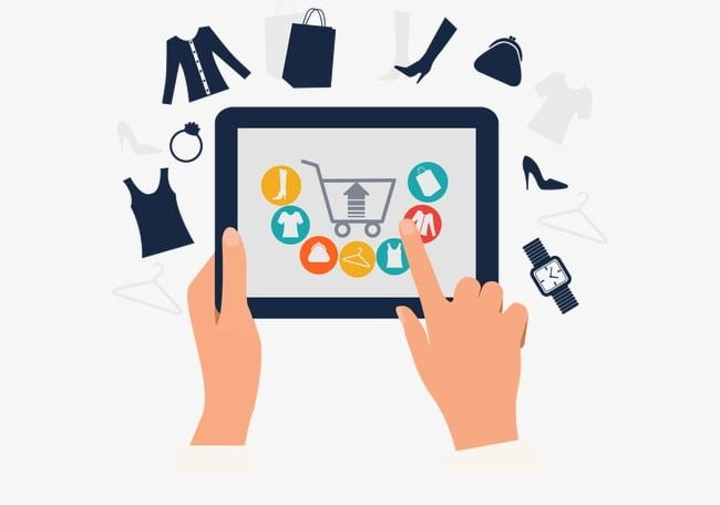 Online Shopping Icon PNG, Clipart, Cart, Clothing, Finger.