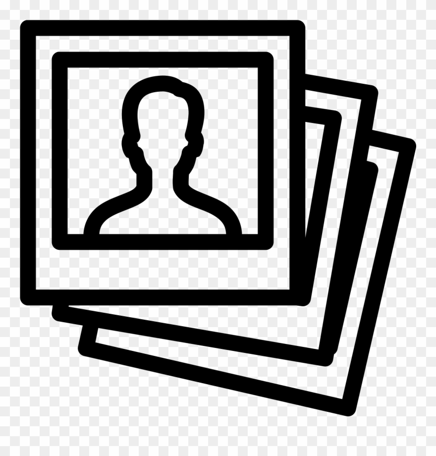 Photo Gallery Icon Clipart (#2531933).