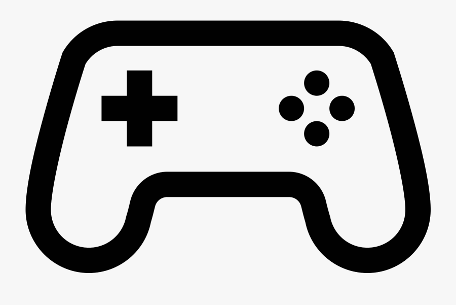 Gaming Clipart Controler.