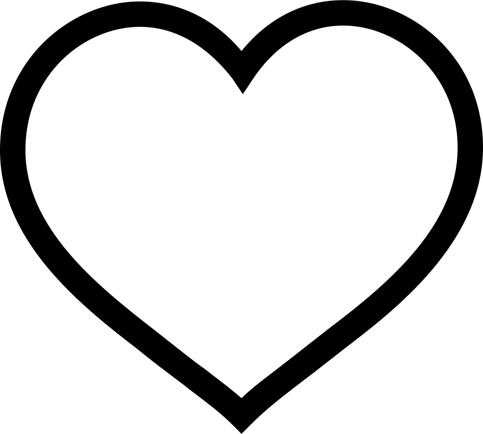 Heart Svg Png Icon Free Download (#196598).