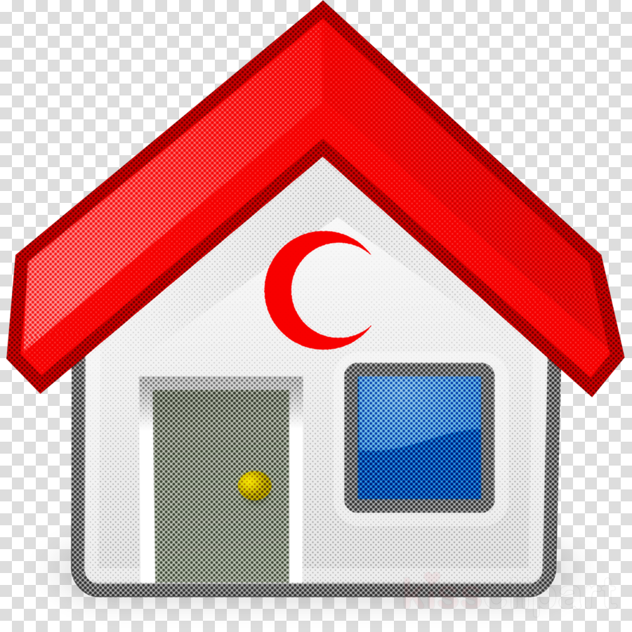 property real estate sign icon house clipart.