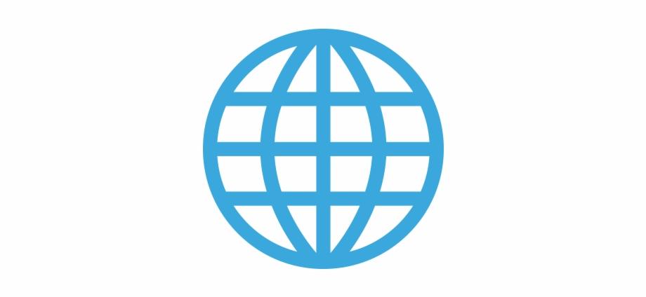 Business Internet Web Icon.