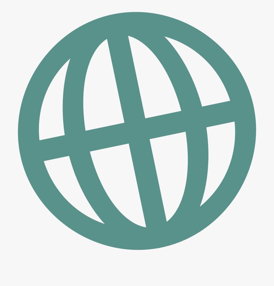 Internet Globe Clipart.