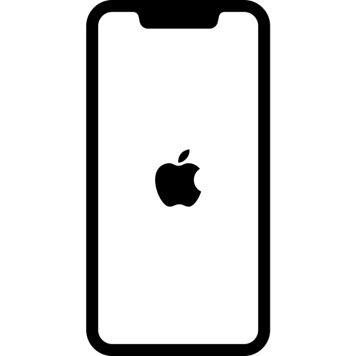 Iphone Icon Png #393871.
