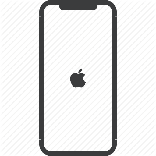 Apple Iphone Icon Png #120465.