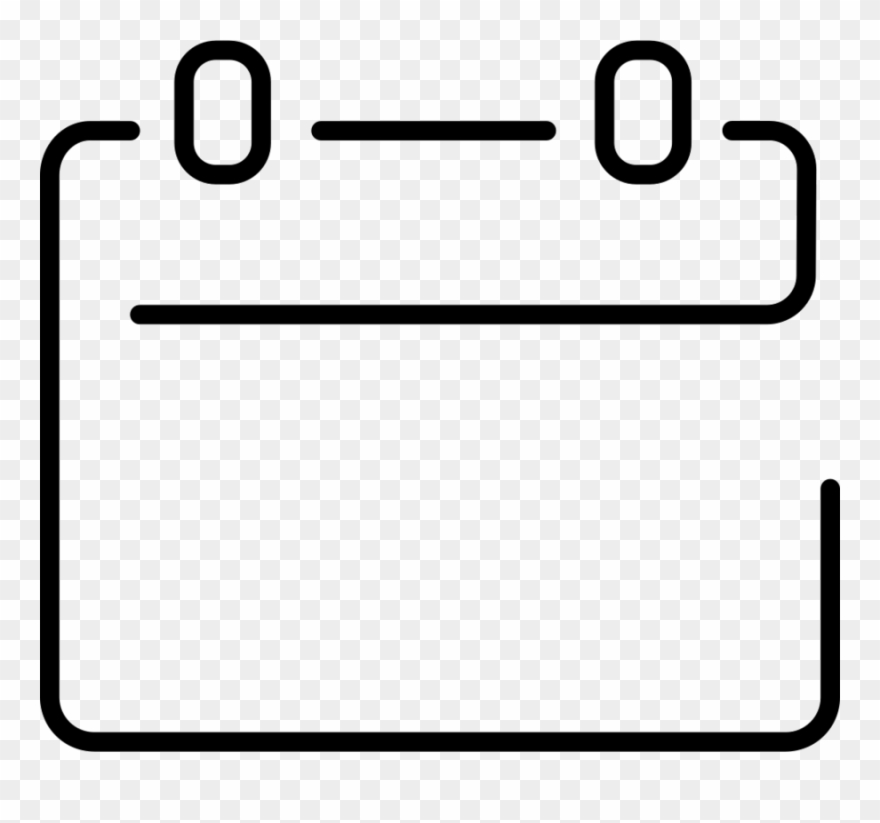 Calendar Icon Empty Png Clipart Computer Icons.