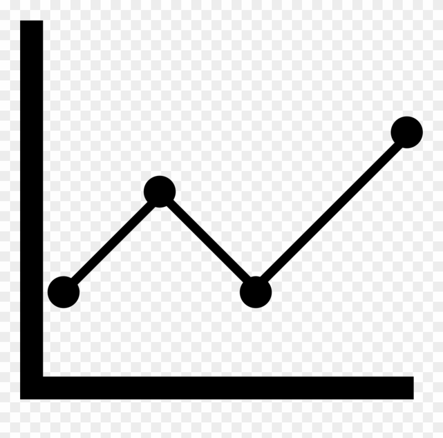Tile Line Chart Svg Png Icon Free Download.