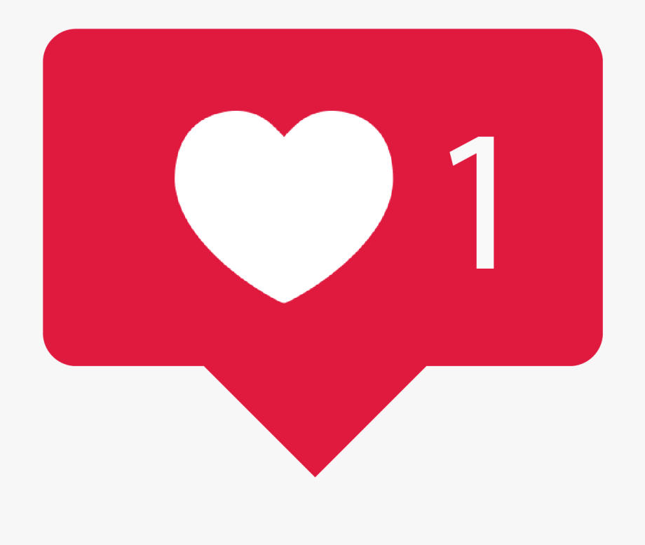 Icon Love Instagram Png Clipart , Png Download.