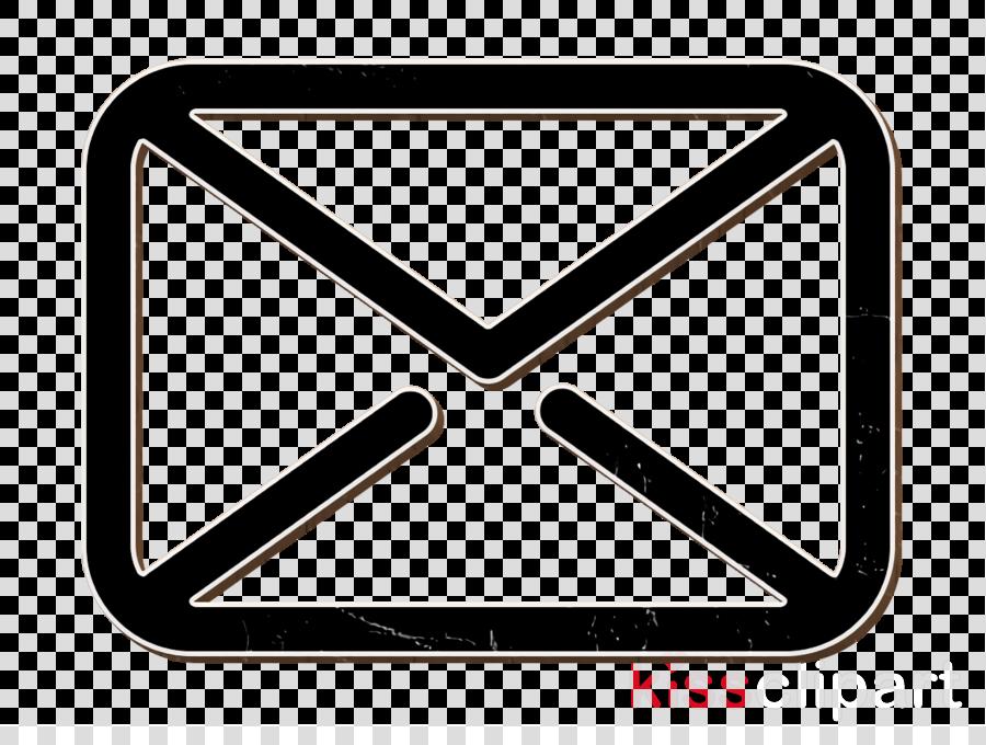 creanimasi icon email icon mail icon clipart.