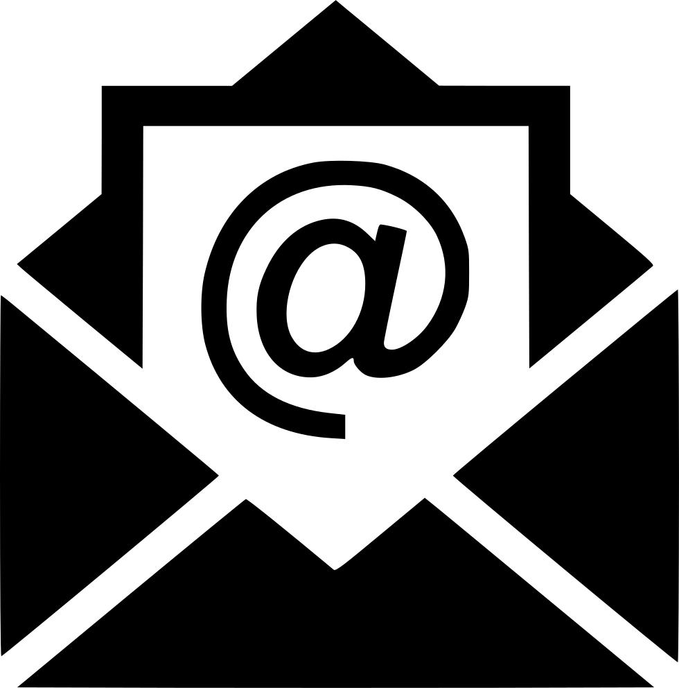 Email Mail Envelope Letter Send Inbox Newsletter Svg Png Icon Free.