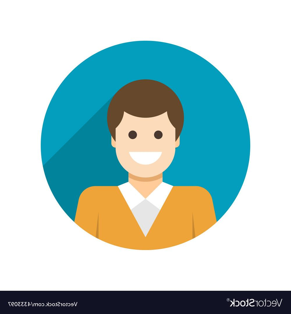 Best HD Business Avatar Icons Male Vector Drawing » Free.