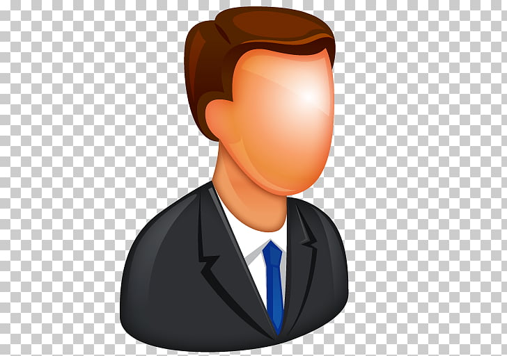 Computer Icons , Human Icon , male wearing suit illustration.