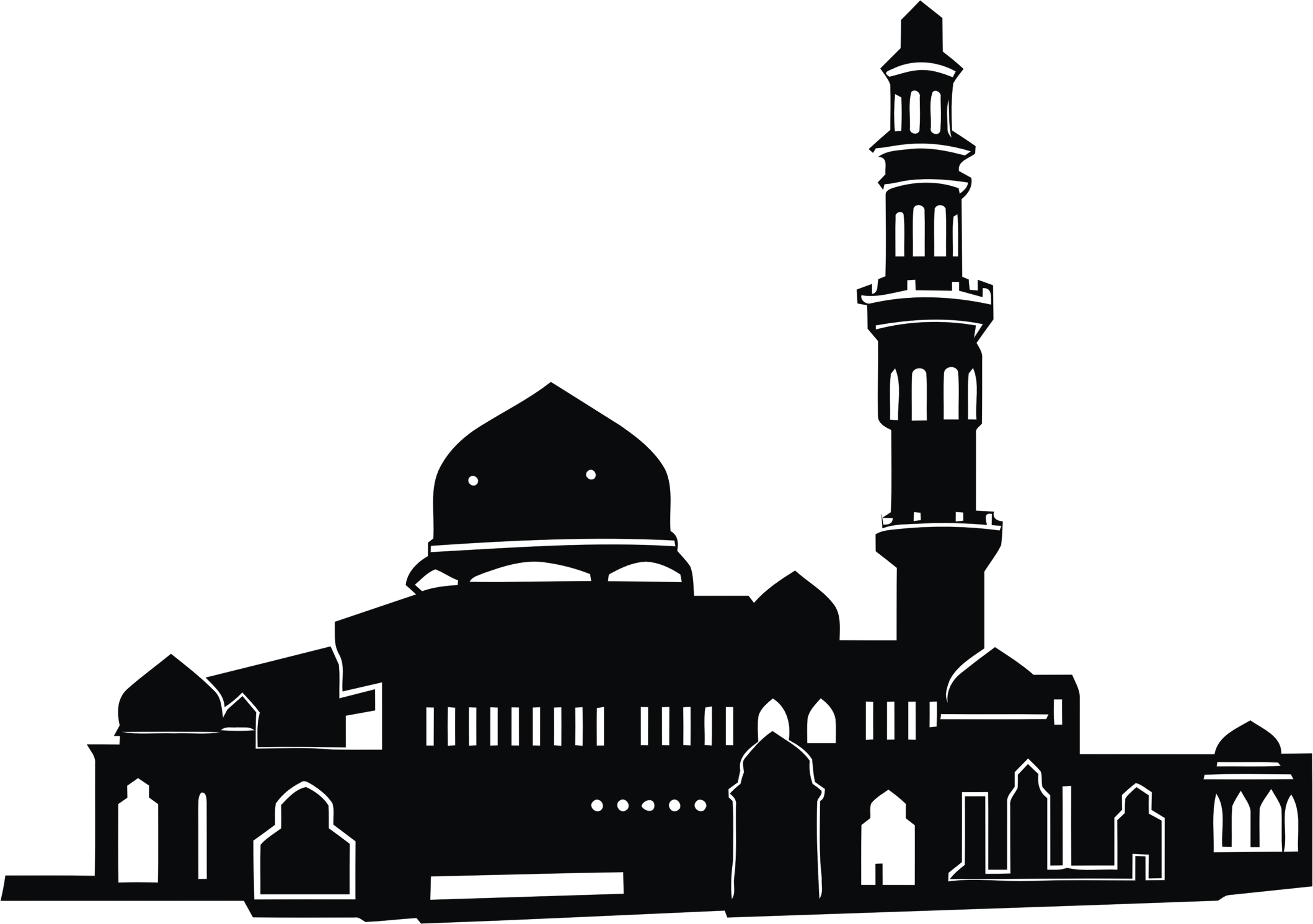 Mosque png icon #2941.