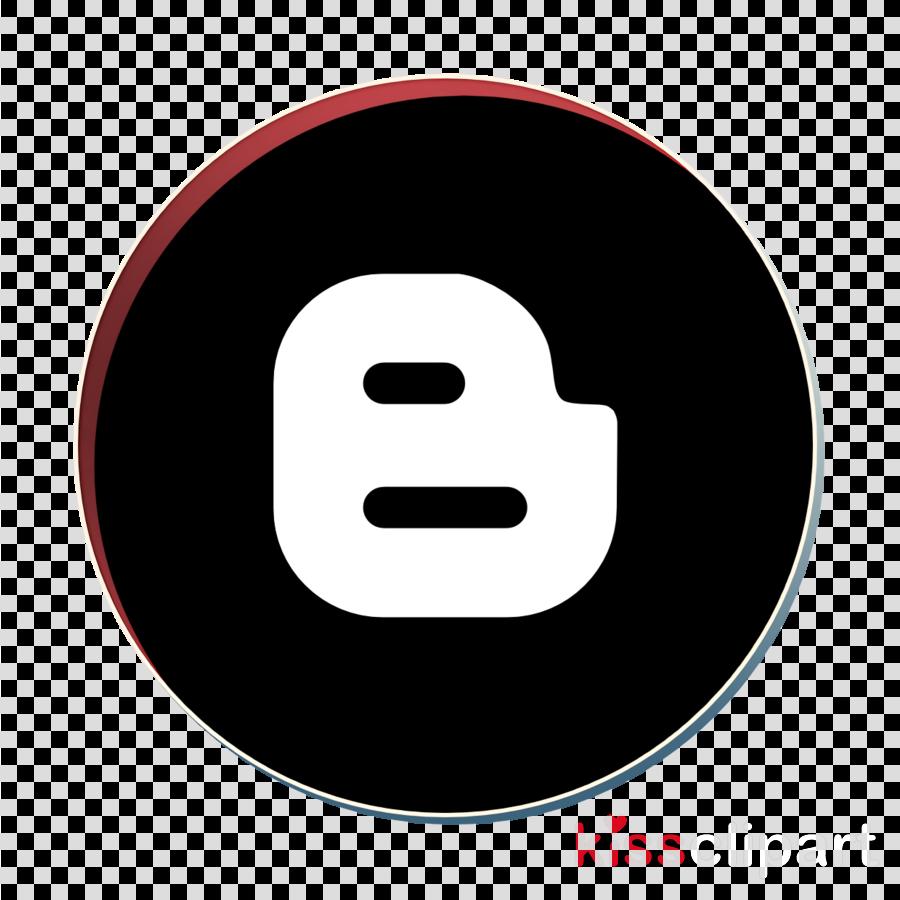 blog icon media icon social icon clipart.