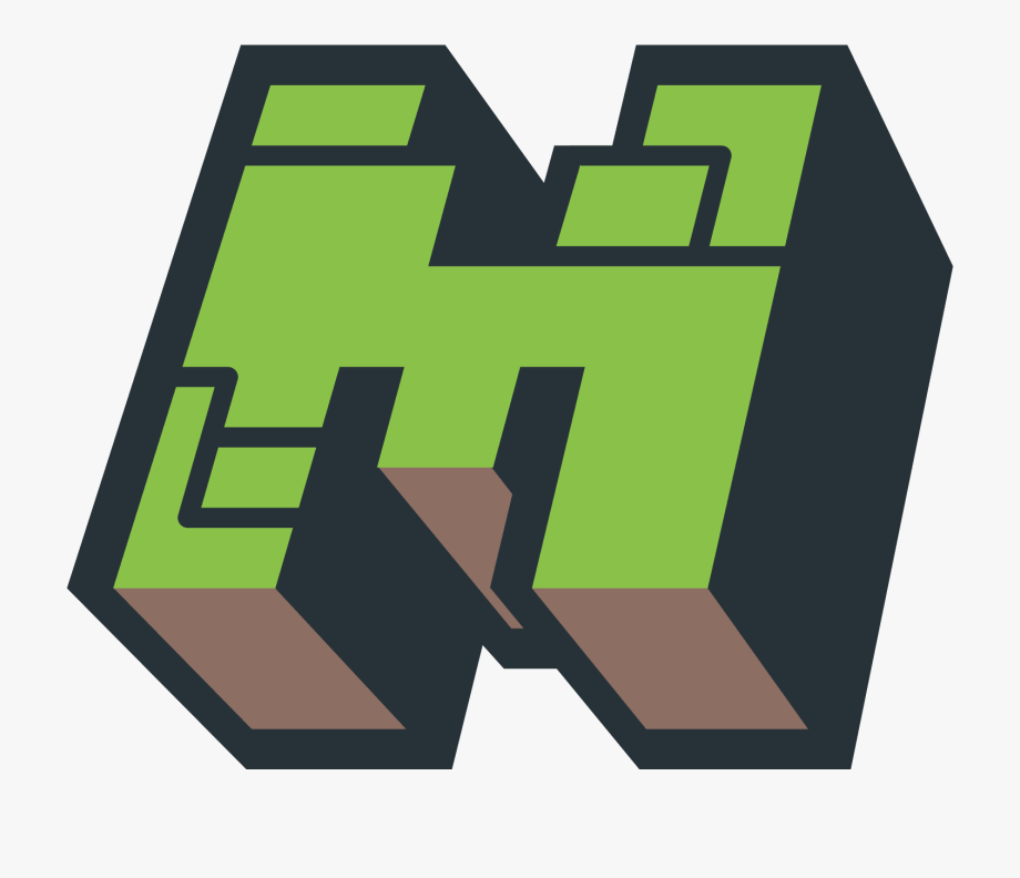 Icon Minecraft Logo Png, Cliparts & Cartoons.