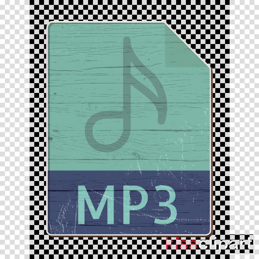 File Types icon Mp3 icon clipart.