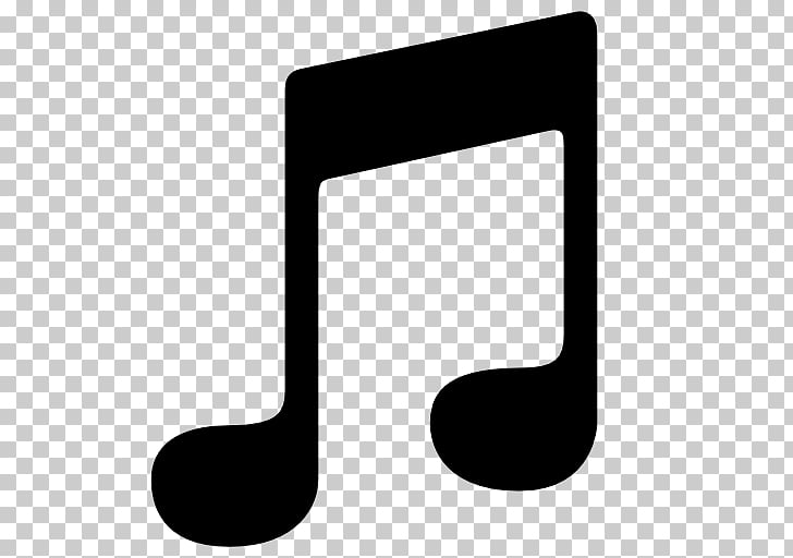 Musical note Icon, music PNG clipart.