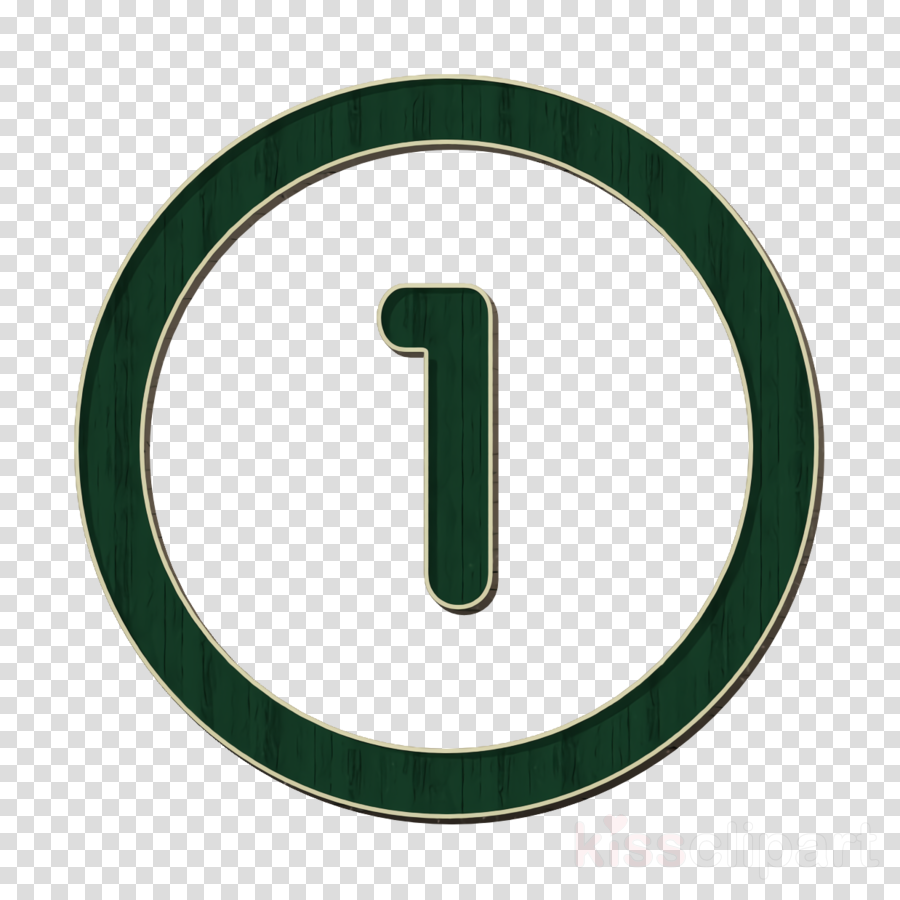 Control icon Number icon clipart.