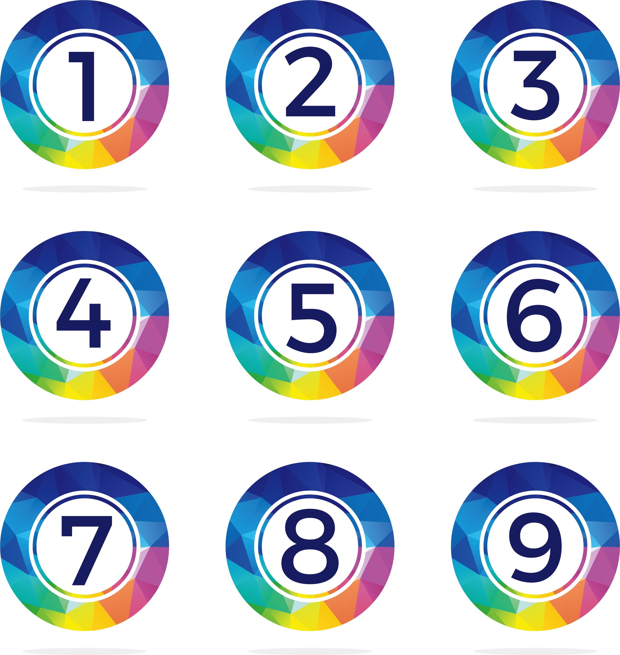 HD Number, Infographic, Polygon, Technology, Text Png.