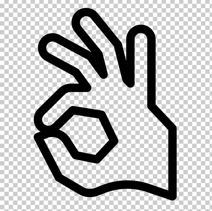 OK Computer Icons Symbol Sign PNG, Clipart, Area, Black.